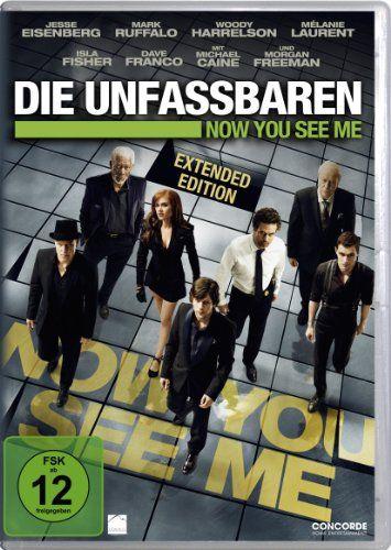 Die Unfassbaren - Now You See Me  Jesse Eisenberg,Isla Fisher Woody Harrelson,Mark Ruffalo, Morgan Freeman,Michael Caine