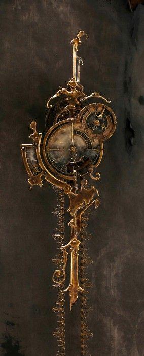 Clock. Beautiful Time!