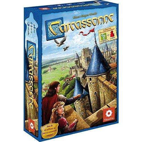 Jeu De Société - Carcassonne - Version 2015: Amazon.fr: Jeux et Jouets