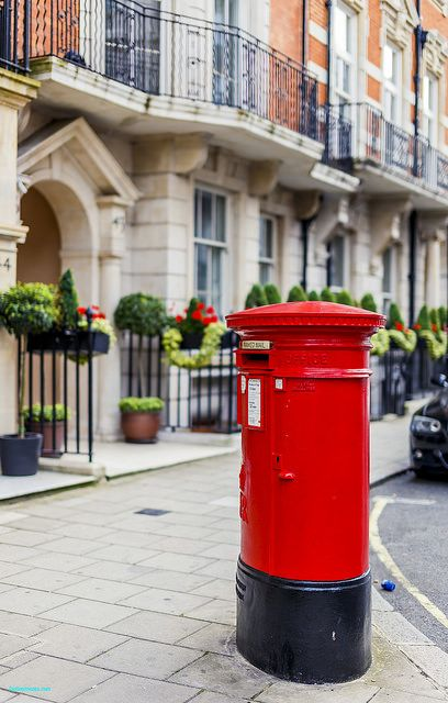 Mayfair...London.  I would love to see some of the beautiful townhomes in Mayfair.  The architecture is so beautiful.