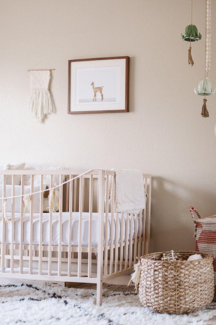 Room Tour @FacebyRaymie — mini style | nursery | neutral | natural