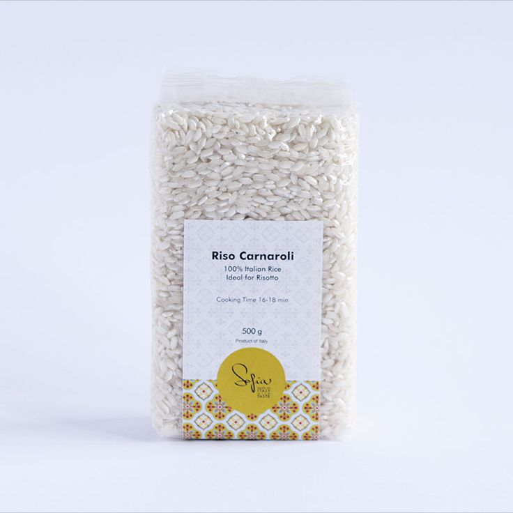 100% Italian Risotto Rice