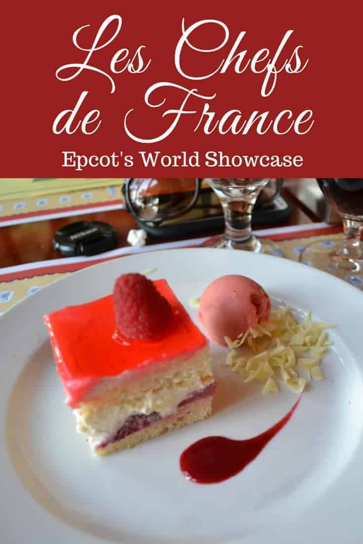 Dining At Les Chefs De France Epcot French Restaurant Epcot Restaurants Epcot French Restaurants