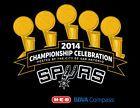 For Sale  - 4 San Antonio Spurs NBA Championship Celebration Tickets - http://sprtz.us/SpursEBay