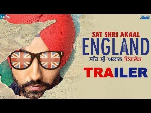 Sat Shri Akaal England (Trailer) Ammy Virk, Monica Gill   Punjabi Comedy Movie 2017   Saga Music