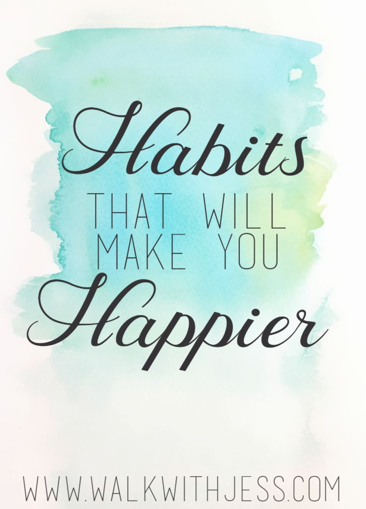 Habits That Will Make You Happier  Mental Health | Nature | Journaling | Depression | Music