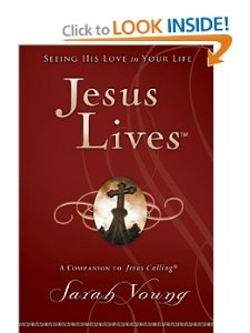 I love Sarah Young, and I've heard this is good!