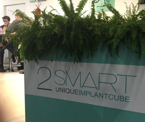#IDS2015 #dispotech: #2SMART UNIQUE #IMPLANTCUBE, a new brand Dispotech #implantology