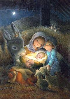 Las postales de Navidad de Ferrándiz