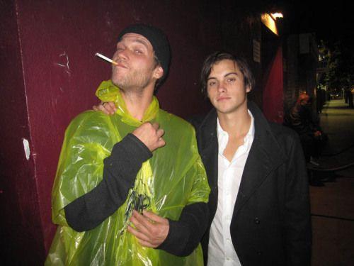 Dylan Rieder & Arto Saari #style