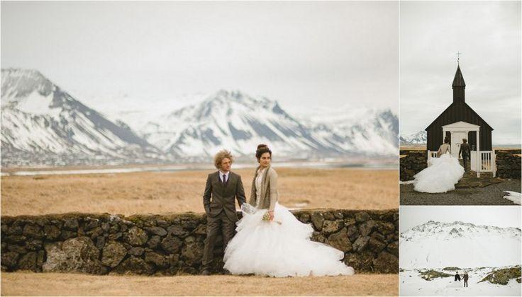 Budir Kerk in Budir, IJsland   trouwen in IJsland   Op naar de sneeuw: 4 trouwlocaties   www.magicalmoments.nl
