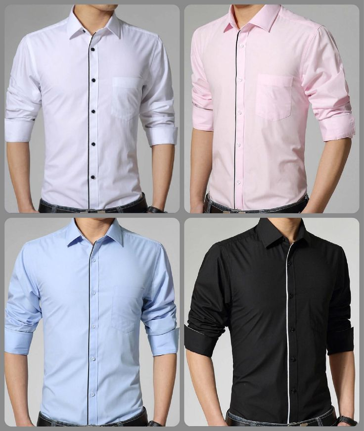 Xmas Sale!! Stylish spread collar slim fit shirts for $29. Available in 4 colours.