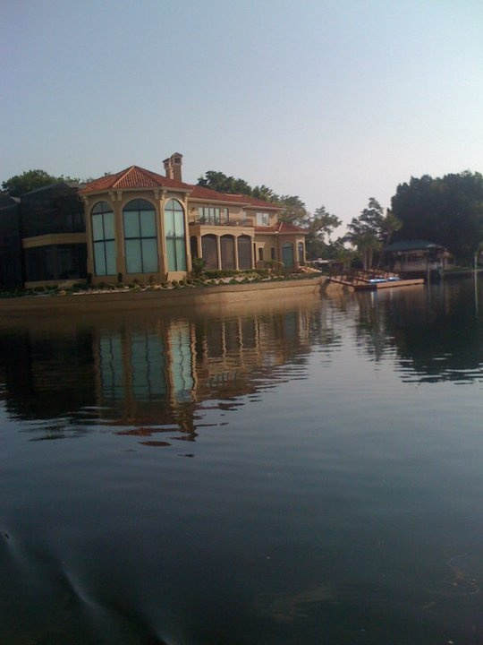 John Travolta S Home In Crystal River Florida Houses