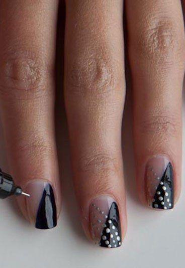 Esmaltes de uñas - tendencias 2012