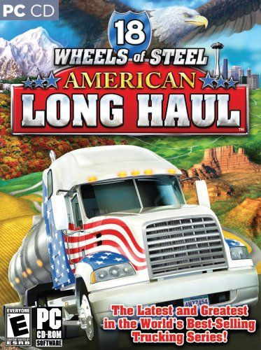 18 Wheels of Steel American Long Haul - Windows