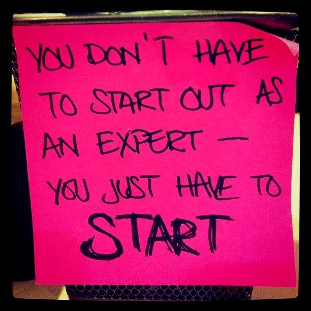 Spoken like a true entrepreneur!