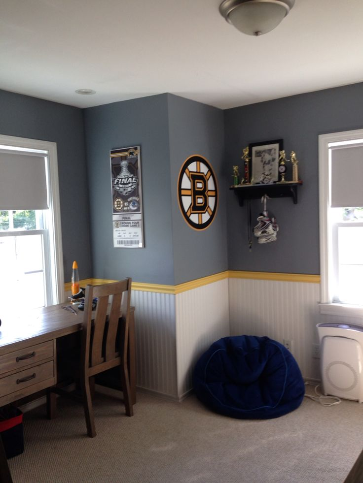Best 25+ Boys hockey bedroom ideas on Pinterest | Hockey ...