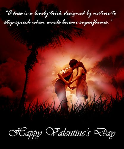 Romantic Kisses Day 2017 Wishes