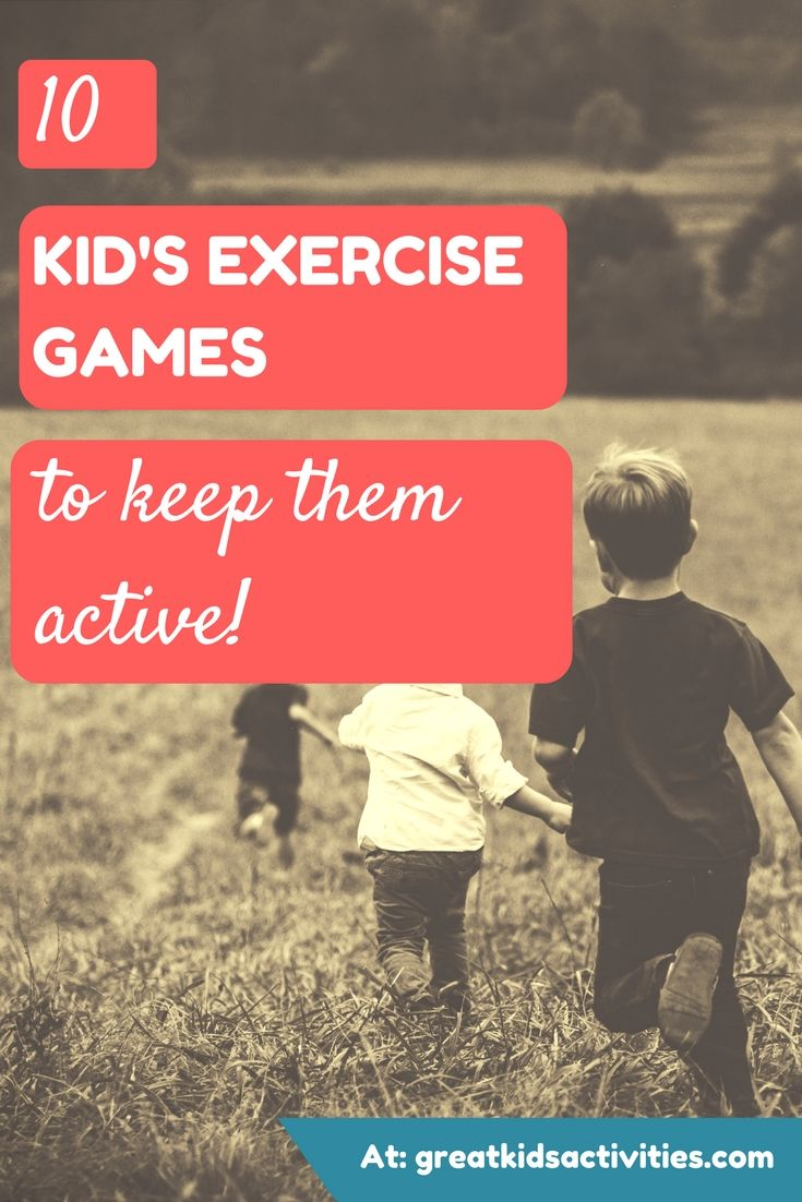 Kids Exercise Games