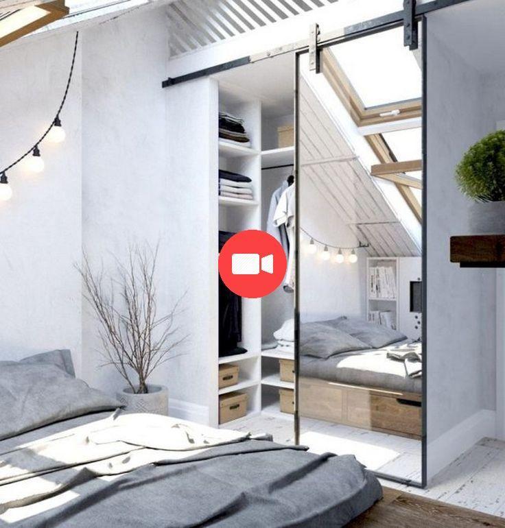 40 Confortable Et Belle Petite Chambre A Coucher Idees De