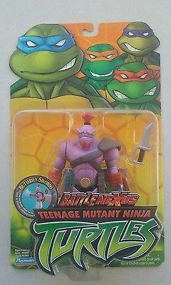 TMNT Butterfly Swords Battle Nexus Action Figure Teenage Mutant Ninja Turtles