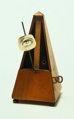 Man Ray: Object to Be Destroyed, 1923.