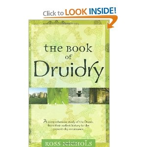 The Book of Druidry by Ross Nichols