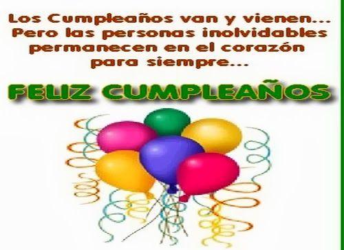 Felicitaciones de cumpleaños Frases cortas y divertidas para saludar