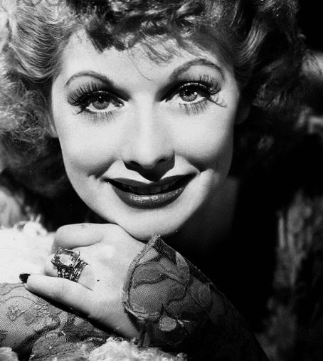 390 Best Lucille Ball In Portraits Images On Pinterest