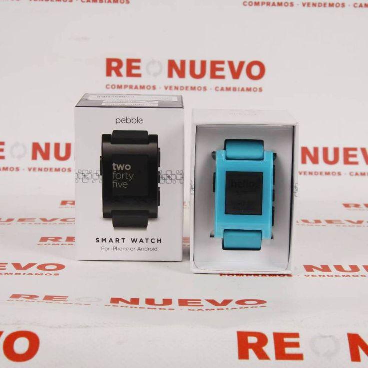 #Reloj #SMART WATCH para #iPhone o #Android E270846 de segunda mano | Tienda online de segunda mano en Barcelona Re-Nuevo #segundamano