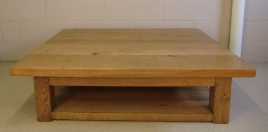 Very Large 5 Foot Square Coffee Table For The Home Pinterest Gl Top And Design