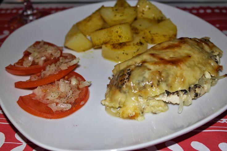Eat me: kurczak