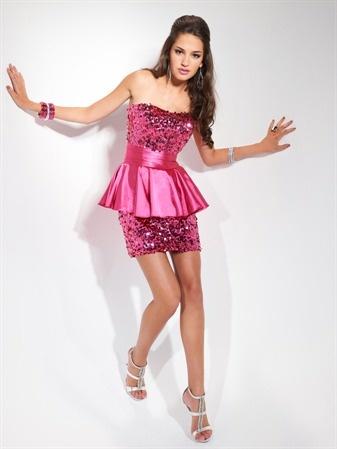 37 best Graduation images on Pinterest   Dress skirt, Short dresses ...