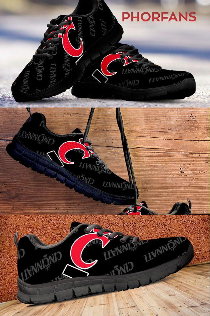 enorme sconto f24e9 1ec3f Cincinnati Bearcat Shoes | college stuff | Sneakers, Shoes ...