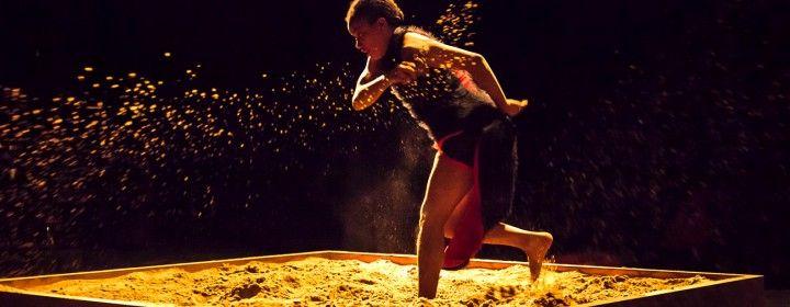 Petri Kekoni: Kolmen pysäkin kautta   Full Moon Dance Festival