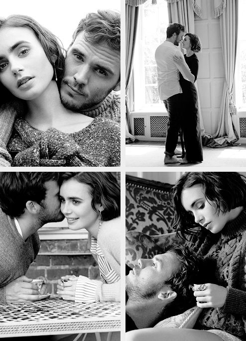Lily and Sam for for Net-A-Porter