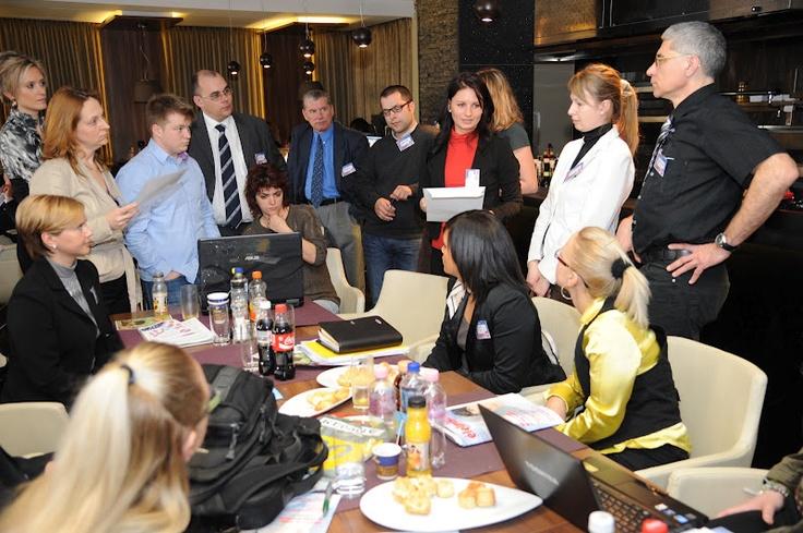Myrtis Creative élelmiszer akadémia facebook workshop