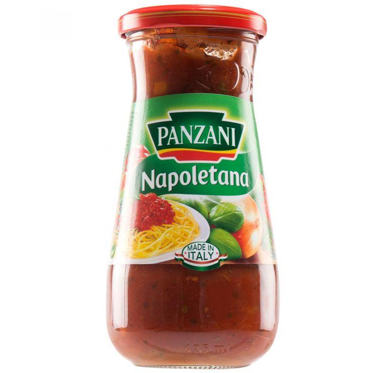 Salsa de tomate para pasta preparada con vegetales cocidos en aceite de oliva y especias sin conservadores ni colorantes.