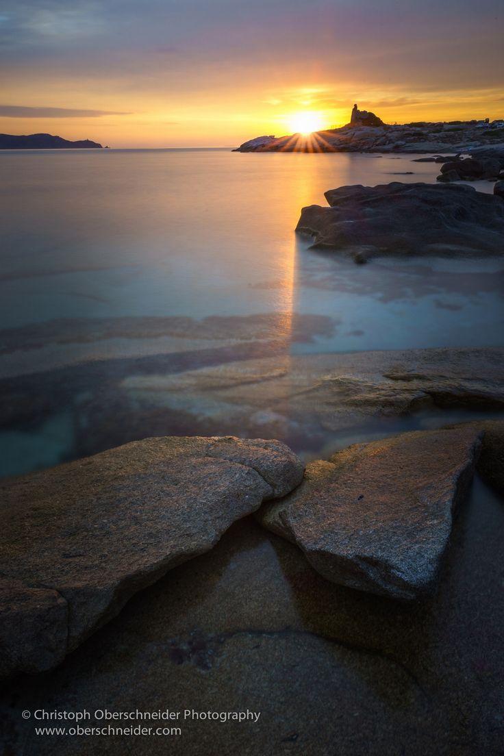 Seaside Sunset by Christoph Oberschneider on 500px