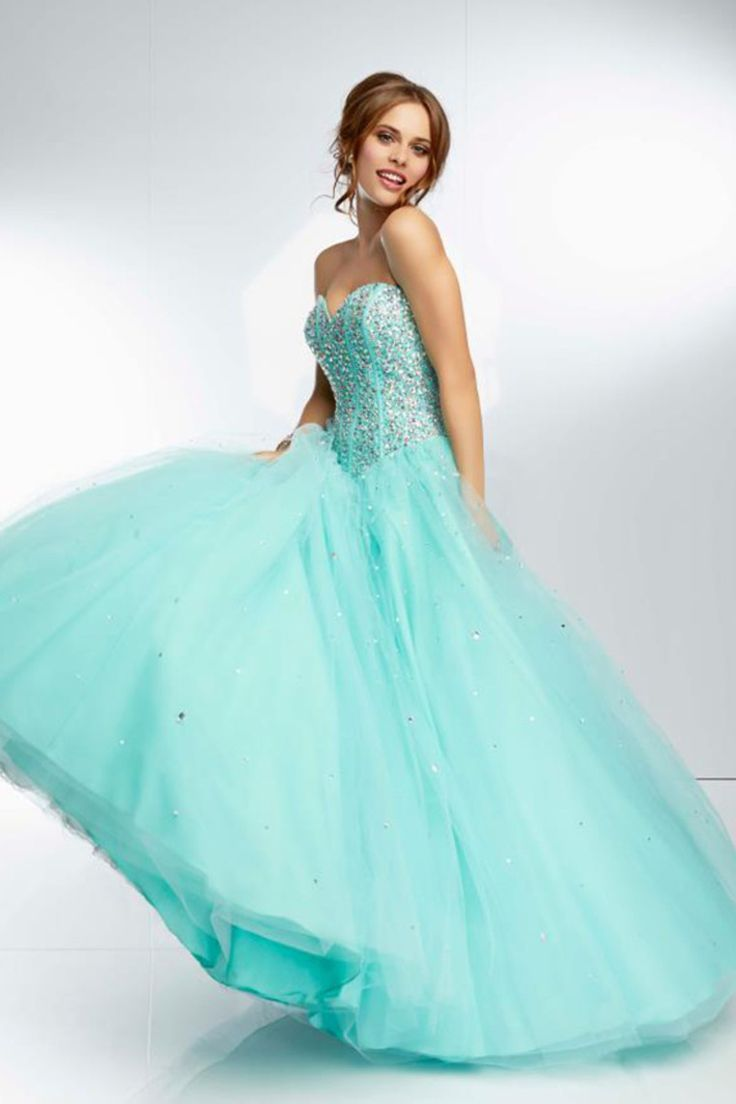 106 best Prom images on Pinterest | Formal prom dresses, Tulle prom ...