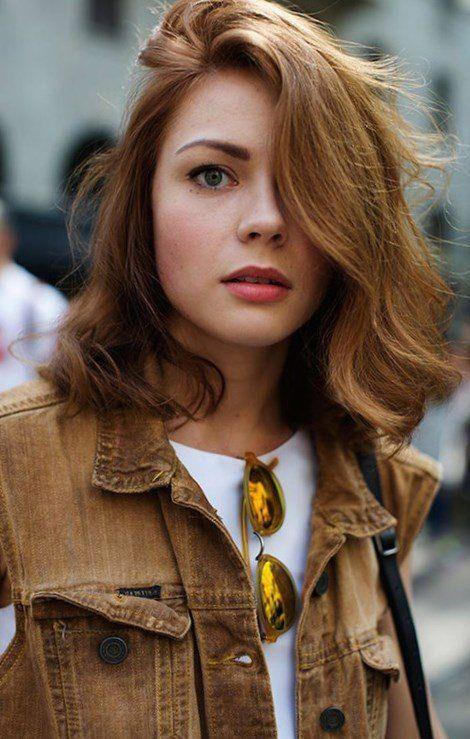 Frisuren ovales gesicht damen  Modische Frisuren fr Sie FotoBlog