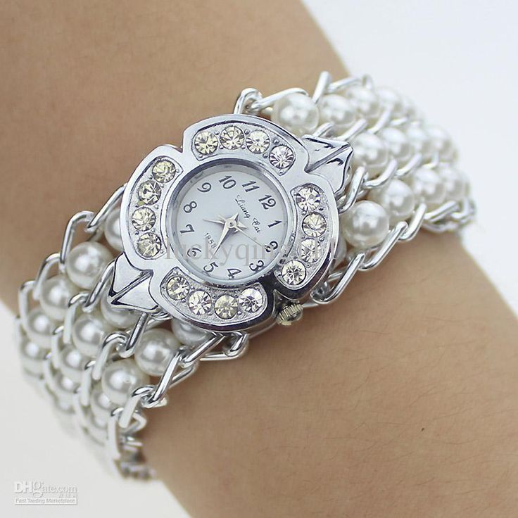 Latest watches in silver fashion trend for modern girls and ladies ...