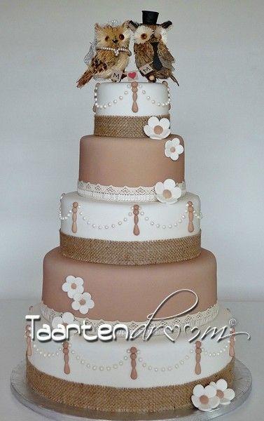 Bruidstaarten | TaartenDroom