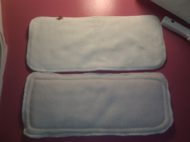 DIY Cloth Diaper Inserts - (must do this!!!) She said they ended up costing her about $0.50 each to make. Quite the savings!