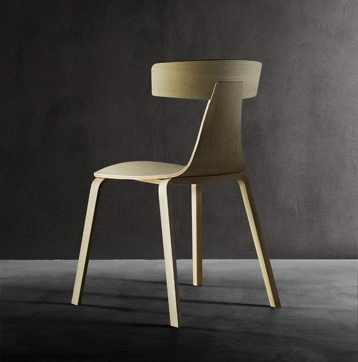 Good Furniture Konstantin Grcic designs Remo chair for Plank