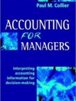 Accounting for Managers: Interpreting Accounting Information for Decision Making pdf download ==> http://www.aazea.com/book/accounting-for-managers-interpreting-accounting-information-for-decision-making/