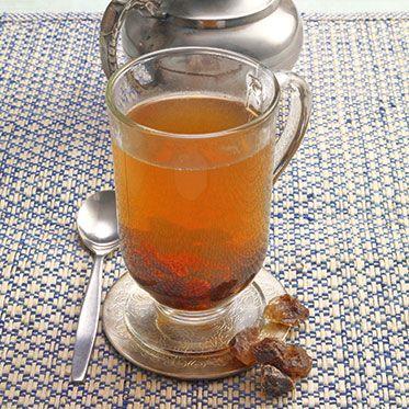 Apfel-Quitten-Tee Rezept | Küchengötter