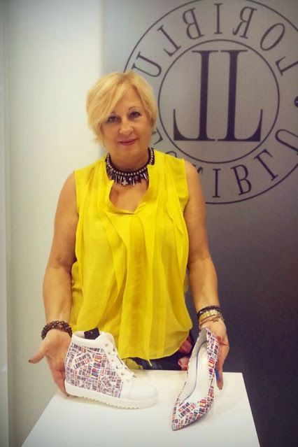 Anna Rita Pilotti #MICAM 2014 #Milano