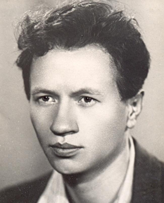 Леонид Быков, 1957 год.