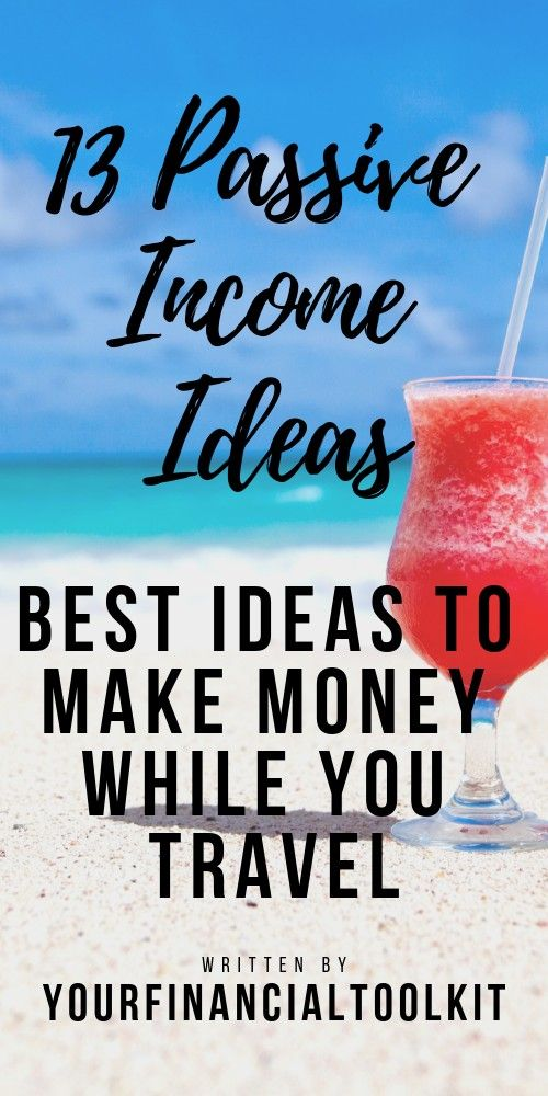 Top 13 Passive Income Streams – Best Articles
